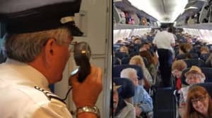 LAD Pilot Pays For Person's Flight For Being His Millionth Passenger