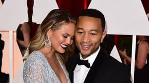 Chrissy Teigen Delighted To Be 'Boning Sexiest Man Alive' John Legend