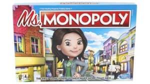 New Monopoly Game Lets Women Earn More Than Men