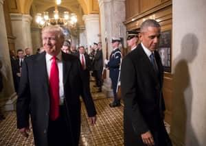 Barack Obama Responds To Donald Trump's 'Immigration Ban'