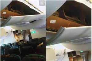 Super Strong And Super Stupid: Lad Delays Plane By Pulling Roof Apart With Bare Hands