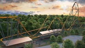 A Massive 13-Storey Roller Coaster Is Opening Next Year