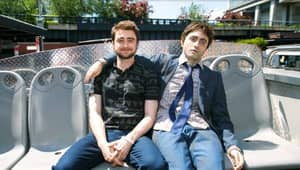 Daniel Radcliffe And His Friendly Dead Corpse Have Gotten The Photoshop Treatment