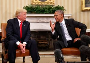 Obama Has Revealed The Advice He's Been Giving Trump