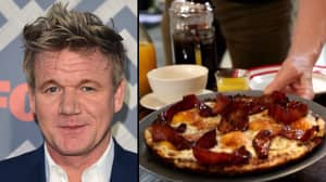 Gordon Ramsay Shows Us How To Make A Game-Changing Breakfast