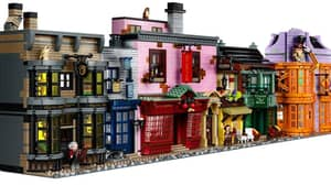 You Can Now Buy A Lego Harry Potter Diagon Alley Set