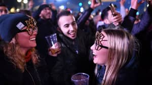 Study Finds That New Year's Eve Is Rubbish Due To The Pursuit Of Happiness