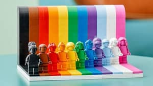 LEGO Launches Its First Ever LGBTQIA+ Set Called It 'Everyone Is Awesome'
