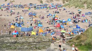 Experts Issue Warnings As UK Temperatures Set To Smash Records