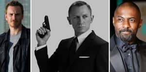'Official Shortlist' Of Actors To Play James Bond Unveiled