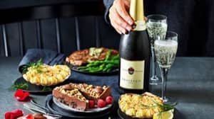 M&S Luxury £20 Valentine's Day Dine In Is Back