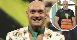 Tyson Fury Reveals Crazy Details Of What He Eats On A 'Cheat Day'