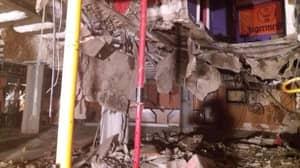 Nightclub Floor Collapses In Tenerife Injuring 22