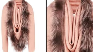 Fendi Is Selling A Scarf That Looks A Lot Like A Vagina