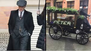Peaky Blinders Seen Filming And There's Huge Confusion Over This Potential Spoiler