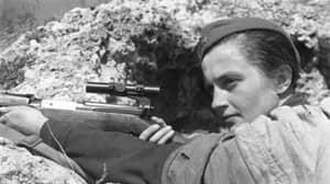Lyudmila Pavlichenko Is The Deadliest Female Sniper You've Never Heard Of