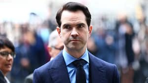 Jimmy Carr Calls Heckler A 'F****** R*****' And Kicks Him Out Of Show