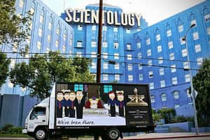 Scientologists Removed South Park Advert Because It Mocked Tom Cruise