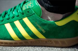 People Think Time Travel Is Real After Ancient Remains Appear To Be Wearing Adidas Trainers