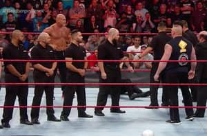 We Almost Got Goldberg Vs Brock Lesnar A Few Days Early