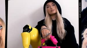 Model Who Lost Leg To Cancer Becomes Face Of New Kurt Geiger Campaign