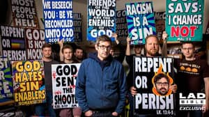 Louis Theroux 'Interested' In Making A Documentary With Tommy Robinson