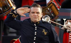 Robbie Williams Says He Did Drugs At The Queen's Diamond Jubilee In 2012