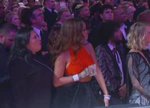 Rihanna Brought A Hip-Flask To The Grammys Because The Sesh Is Life