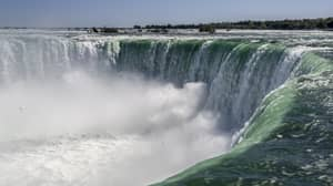 US Army Found Bodies And Coins When It Ran Niagara Falls Dry