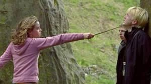 Hermione Granger Had A Crush On Draco Malfoy During Filming