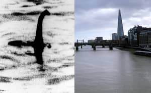 The Loch Ness Monster Spotted Hundreds Of Miles From Home