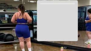 Plus-Size Influencer Films Woman Laughing At Her At The Gym