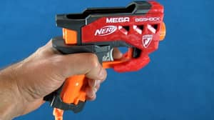 Nerf Guns Are Being Registered As Firearms In South Australia Due To New Law