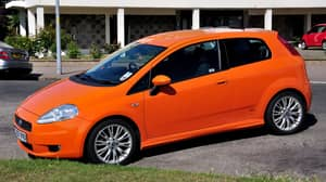 Man Rammed Audi Driver Off Road For 'Disrespecting' His Orange Punto