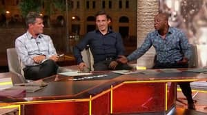 World Cup: Ian Wright Risks Knuckle Sandwich In On-Air Row With Roy Keane