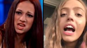 Danielle Bregoli Brawls With Instagram Star WoahhVicky And 9-Year-Old Lil Tay