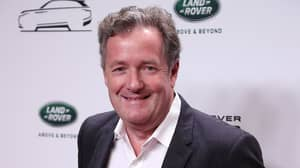 An Eagle-Eyed Viewer Has Possibly Saved Piers Morgan's Life