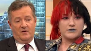 ​Piers Morgan Lays Into Gender-Fluid Guest On This Morning
