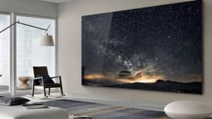 Samsung Unveils 219-Inch TV Called The Wall And It's Seriously Impressive