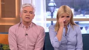 Holly Willoughby Reduced To Tears After Hearing Mother's Heartbreaking Story