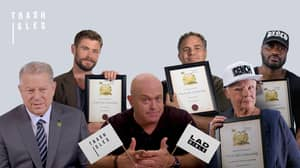 Dame Judi Dench And Chris Hemsworth Unite Against Plastic Pollution By Becoming Citizens of The Trash Isles