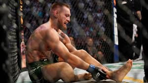 Conor McGregor Successfully Comes Out Of Surgery After Breaking Leg At UFC264
