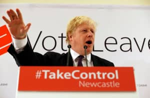 The EU 'Vote Leave' Campaign Didn't Buy Their Domain Name In Time