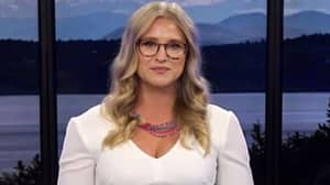 News Anchor Reveals Email From Viewer Telling Her To Stop Showing Too Much Cleavage
