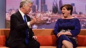 Labour Politician Accuses Defense Secretary Of Talking 'B******s'