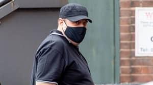Peter Kay Arrives In Manchester For Long-Awaited Comeback Gig