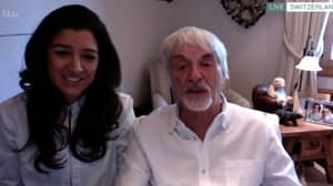 Bernie Ecclestone Says Changing Nappies Is 'What Wives Are For' In This Morning Interview