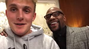 Jake Paul Announces Floyd Mayweather As His Trainer For KSI Fight