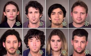 Over Half Of The 'Anti-Trump' Protesters Arrested In Portland Didn't Actually Vote
