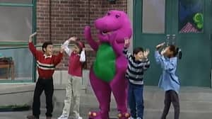 Man Who Played Barney For A Decade Describes Life Inside That Purple Dinosaur Suit